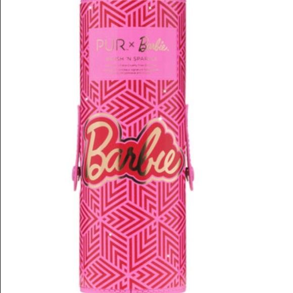 PUR X Barbie™ Brush Set